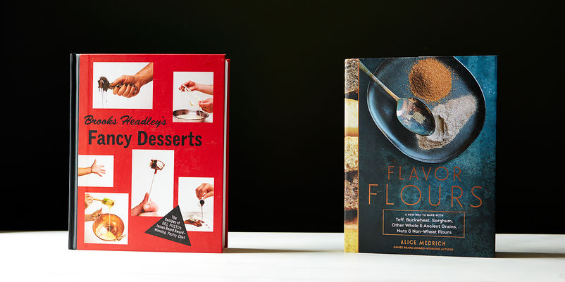 Brooks Headley's Fancy Desserts vs. Flavor Flours