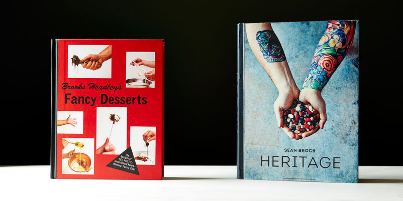 Brooks Headley's Fancy Desserts vs. Heritage