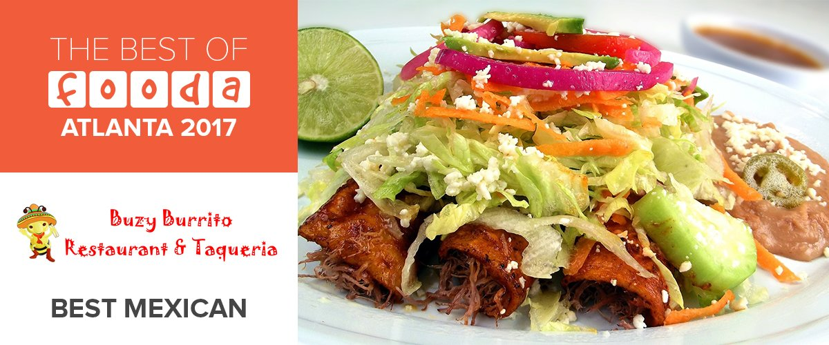 Best Authentic Mexican Food In Atlanta
