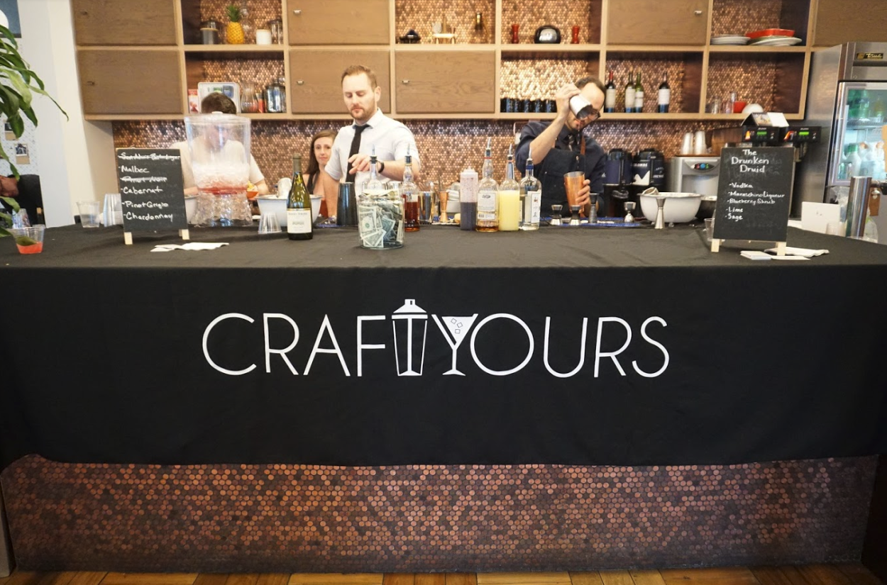CraftYours Bar