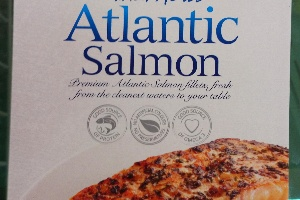 Aldi (Fresh Marjoramed Salmon)
