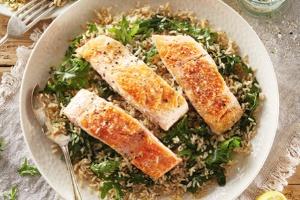 Aldi (Fresh Fenneled Salmon)