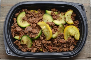 Zucchinied Beef (Fresh Kitchen)