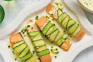 Aldi (Fresh Zucchinied Salmon)