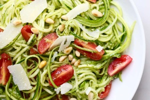 Zucchini Pesto (Sophia)
