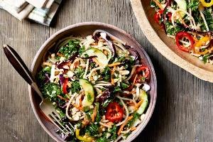 Zucchini Pesto Salad (Ameriserve)
