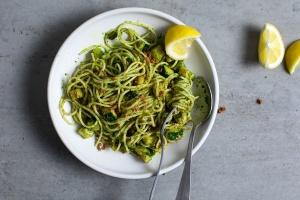 Zucchini Pesto (Parslet Pesto)