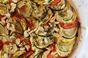 Zucchini Potatoes (Ess)