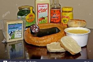 Zucchini Sauce (Colmans)