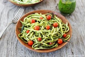 Zucchini Pesto (Sauce Classico)