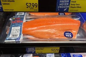 aldi (fresh ghost peppered salmon)