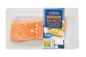 aldi - fresh kalari cheeseed salmon