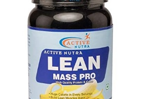 Active nutra lean mass pro banana, nutrex