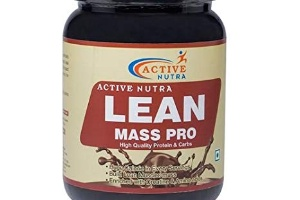 Active nutra lean mass pro chocolate, nutrex