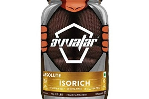 Absolute isorich chocolate, avvatar