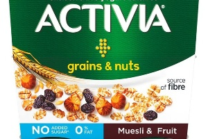 Activia Dried Fruits