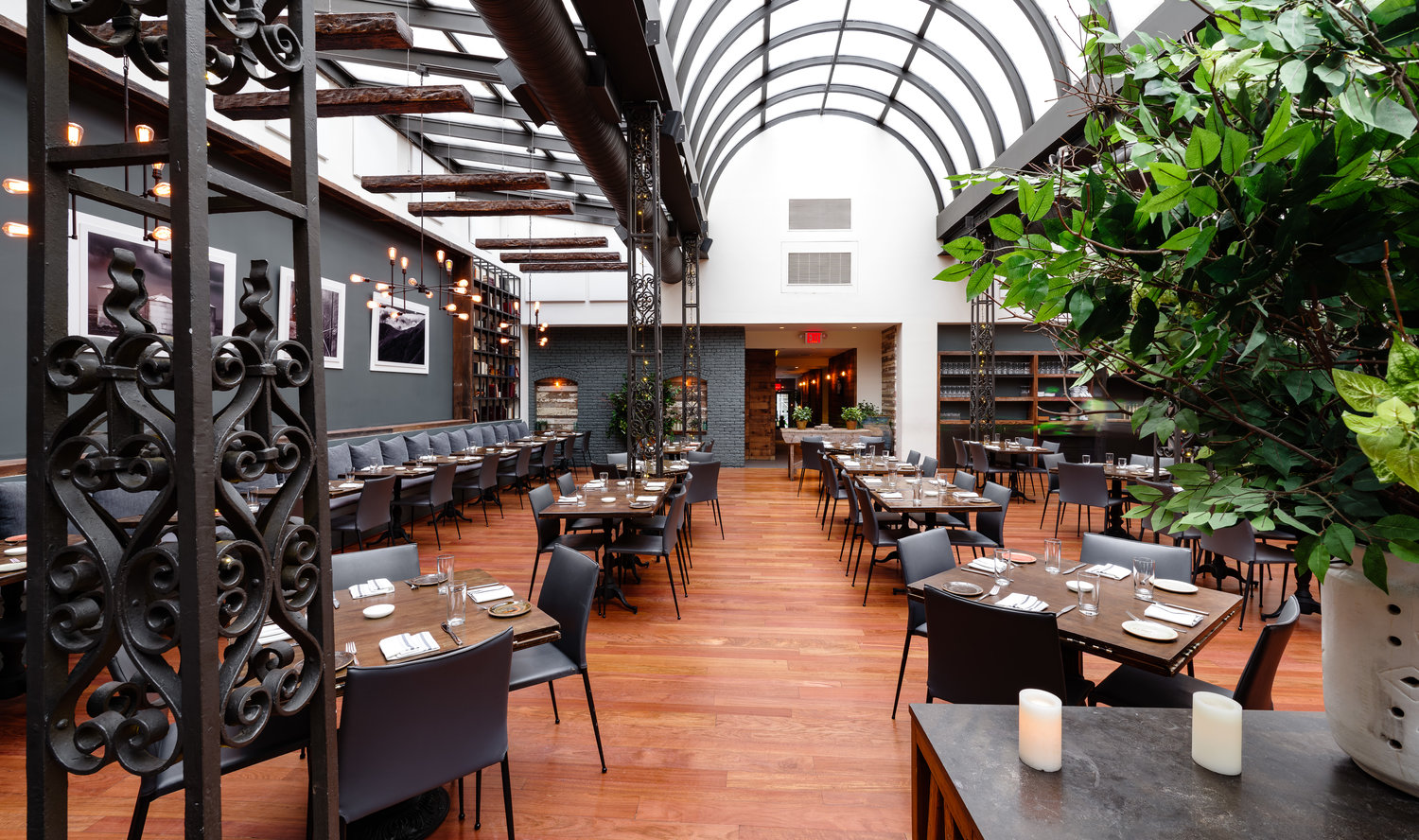 The Milling Room New York | Members and their guests each receive a ...