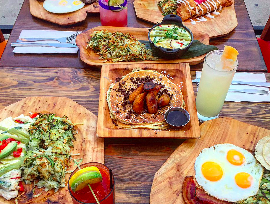 Cocina Condesa Studio City | Members receive a complimentary round ...