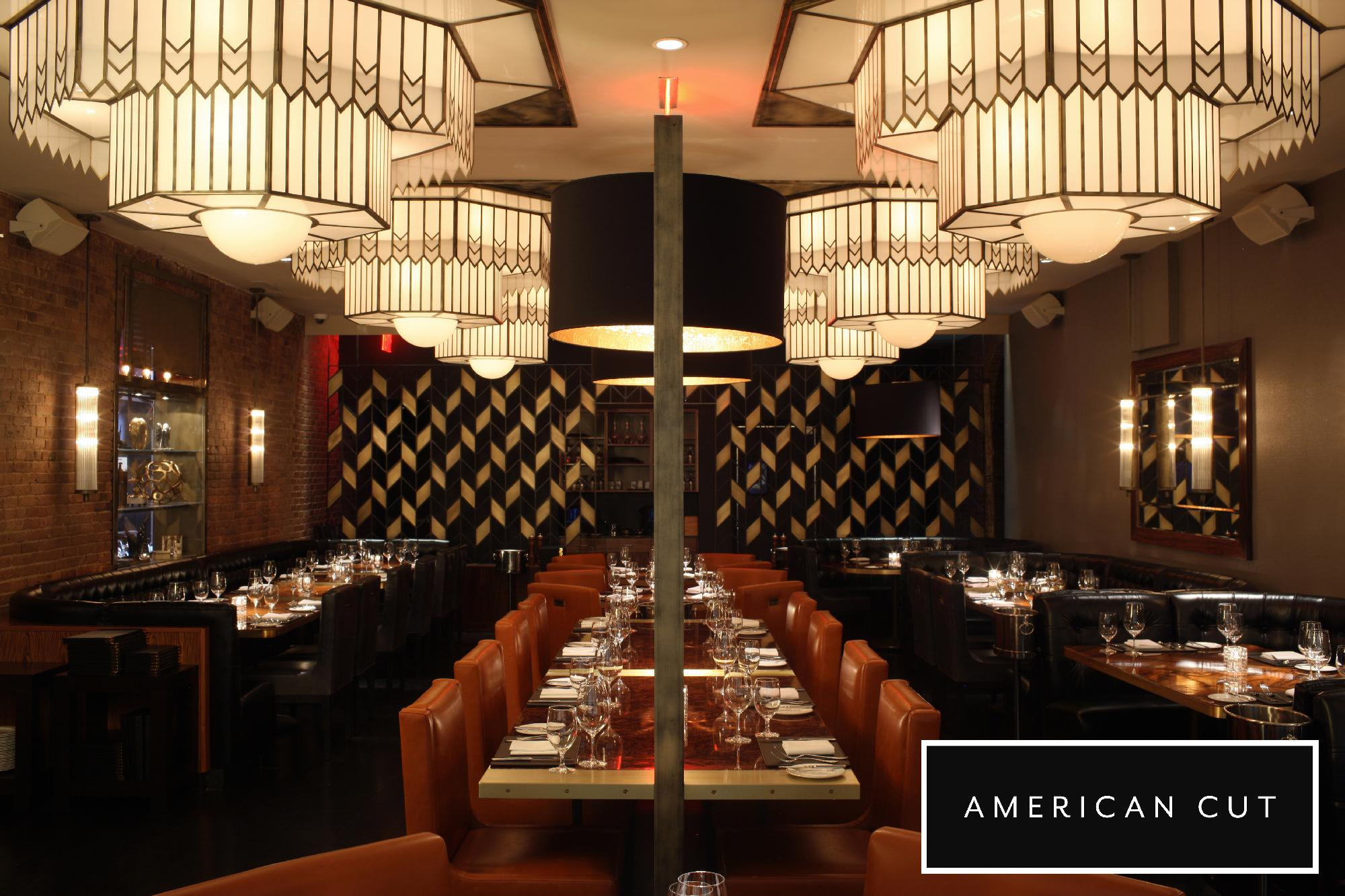 american cut new york | members receive a complimentary round of