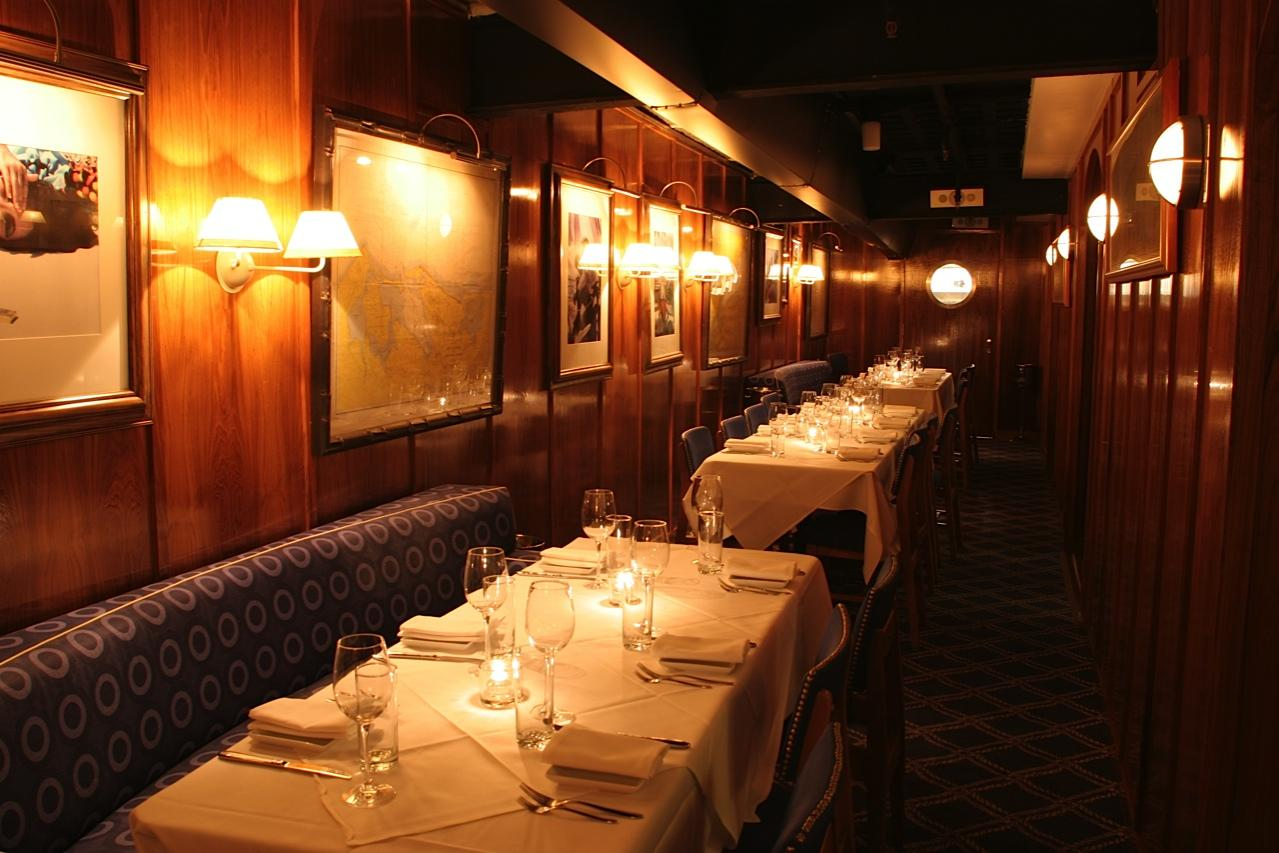 Lure fishbar new york members receive complimentary for Fish bar nyc