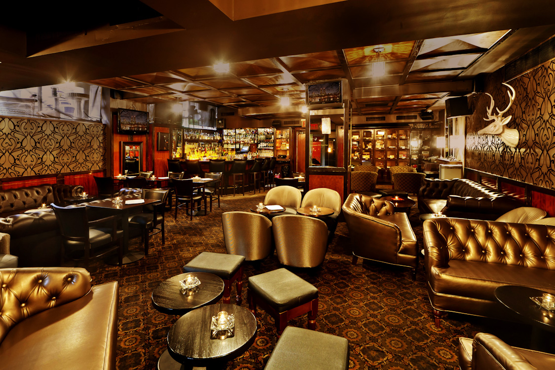 Merchants Cigar Bar New York Receive 25 Off Your Full Bill And  # Buffet Blanc Style New York