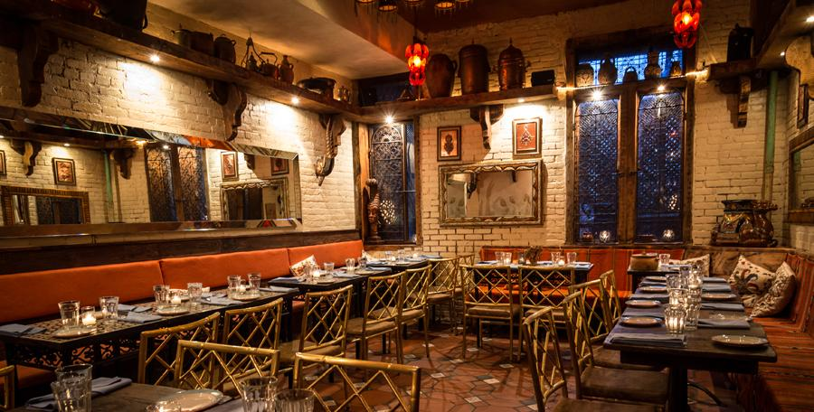 Nomad new york receive 25 off the check not valid for African cuisine restaurants