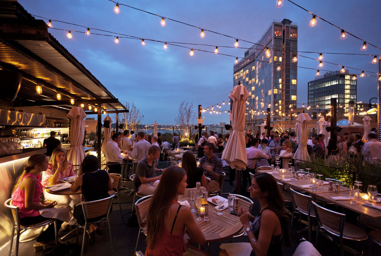 Stk Rooftop New York Members Receive A Complimentary