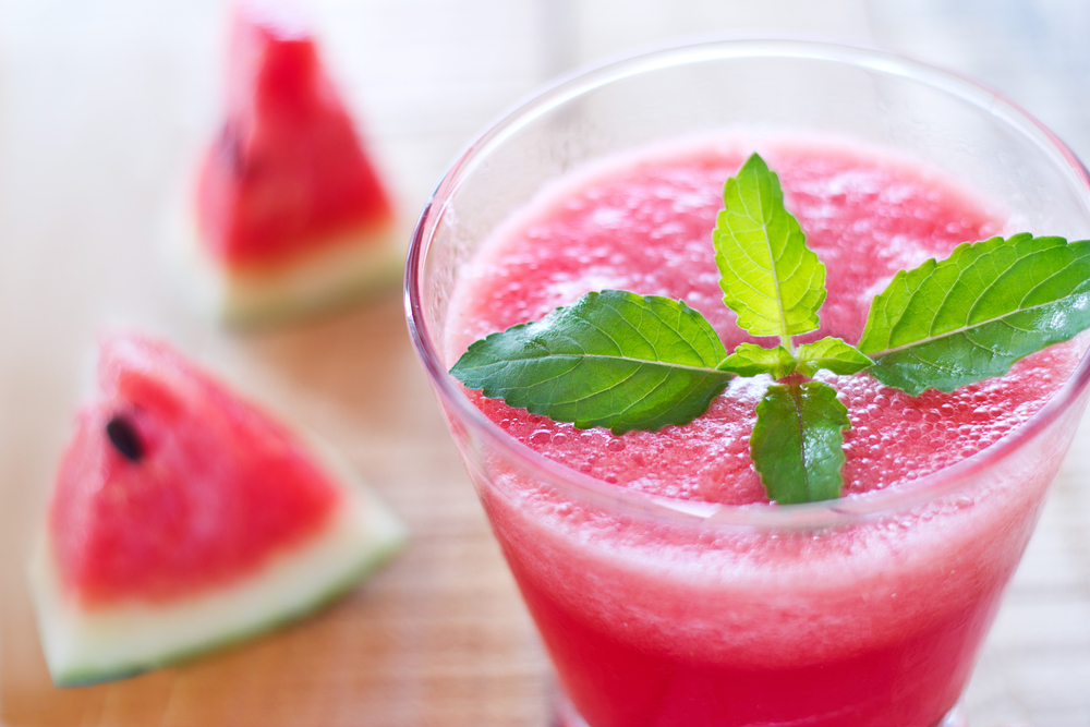 watermelon cocktail smoothie