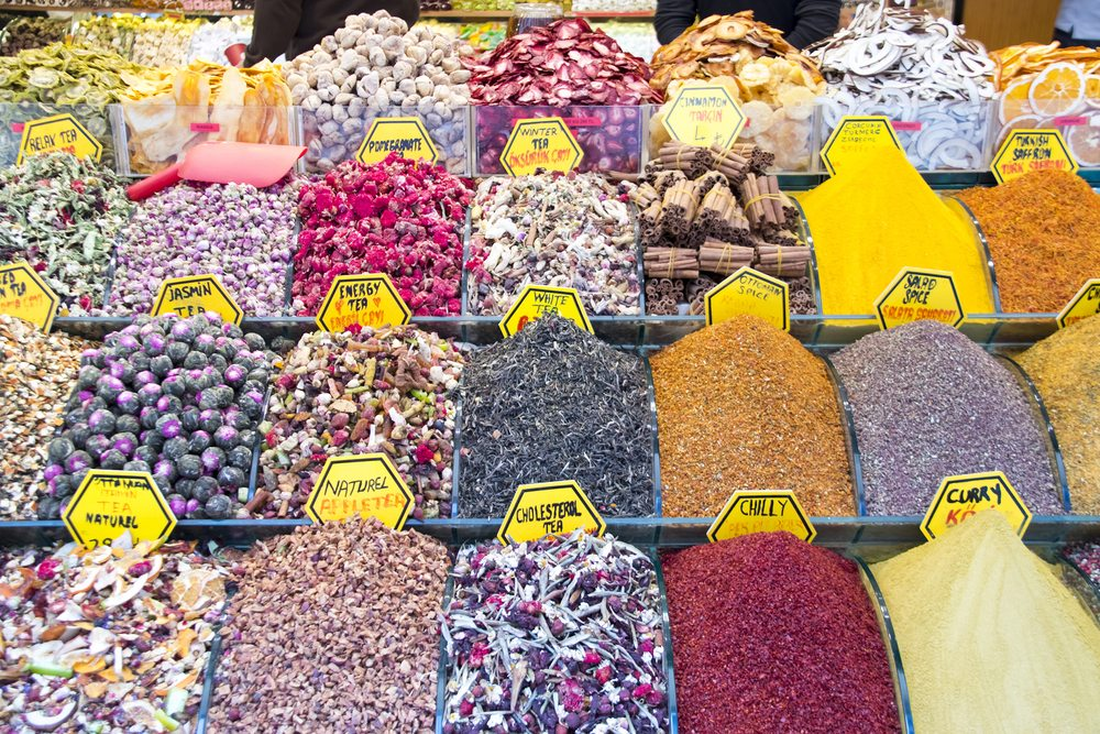 color spice bazaar