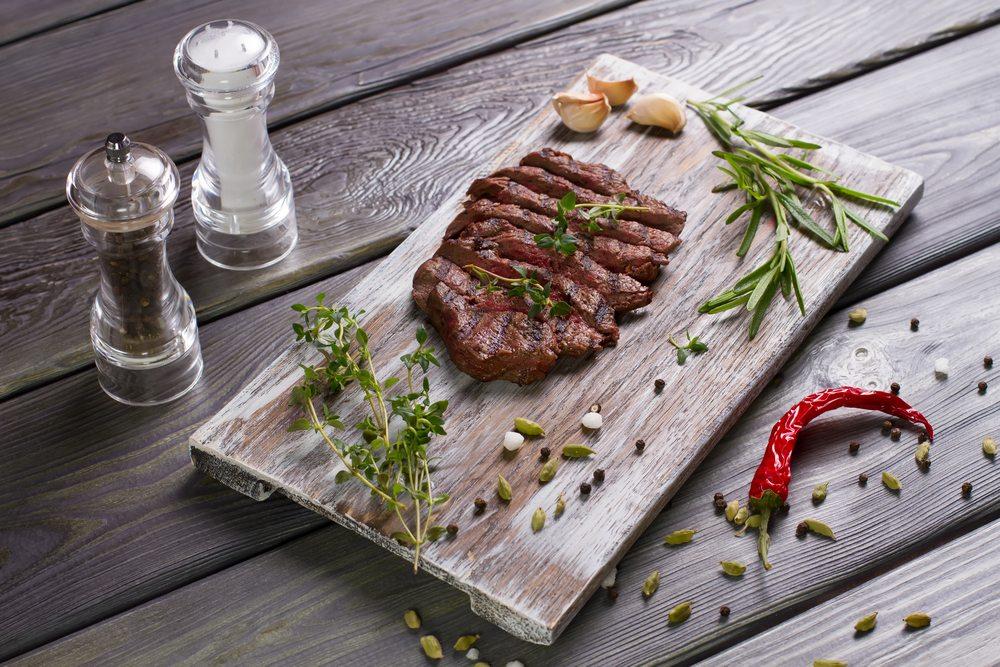 steak herbs