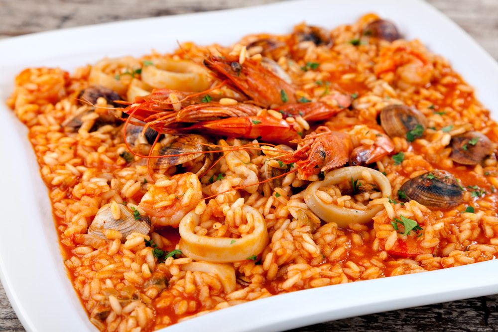 spanish mexican red rice