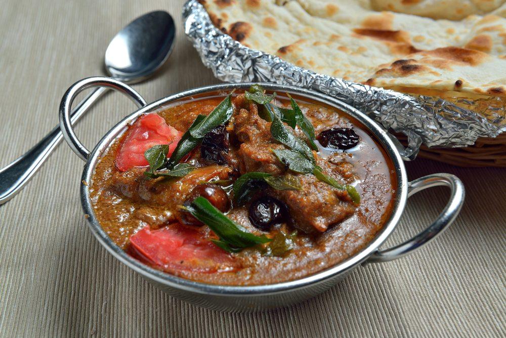 Chettinad curry