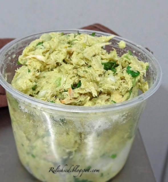 avacado chicken salad salted paleo