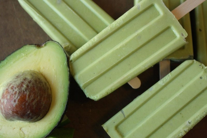 avocado lime tequila popsicle stresscake