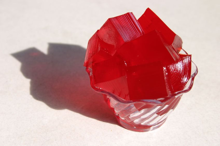 Red Jello