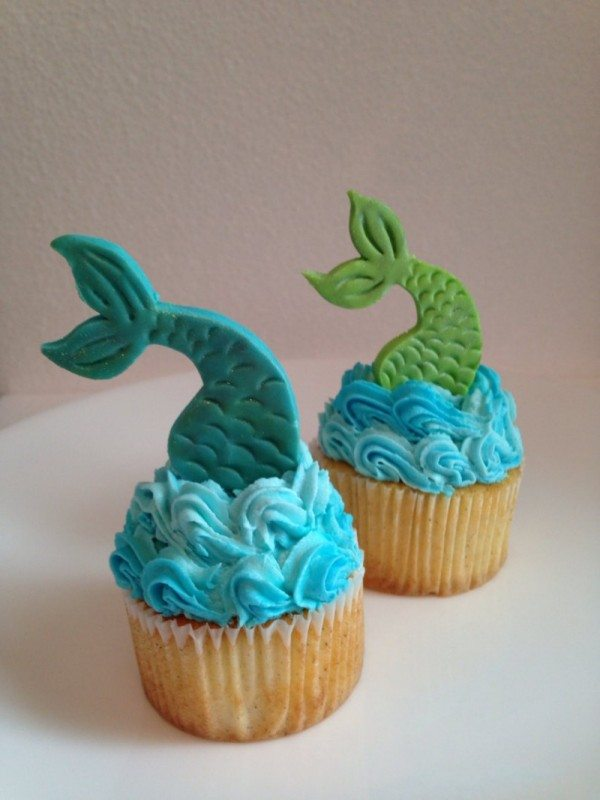 47 Beautiful Fondant Cupcake Toppers That Will Leave You