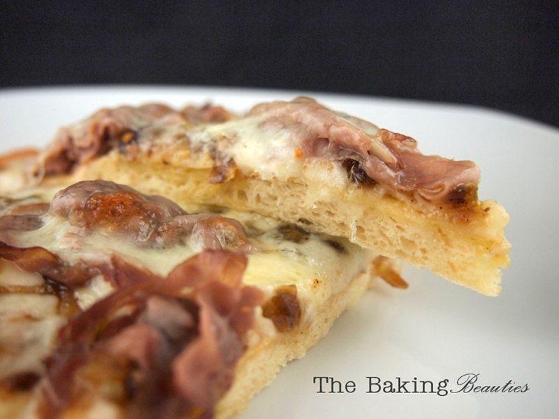 Chewy Gluten-Free Pizza Crust