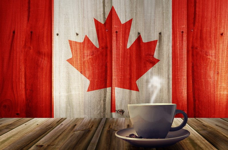 canadian coffee franchises