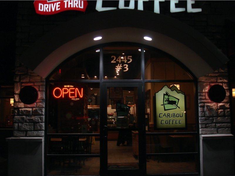 cariboou coffee
