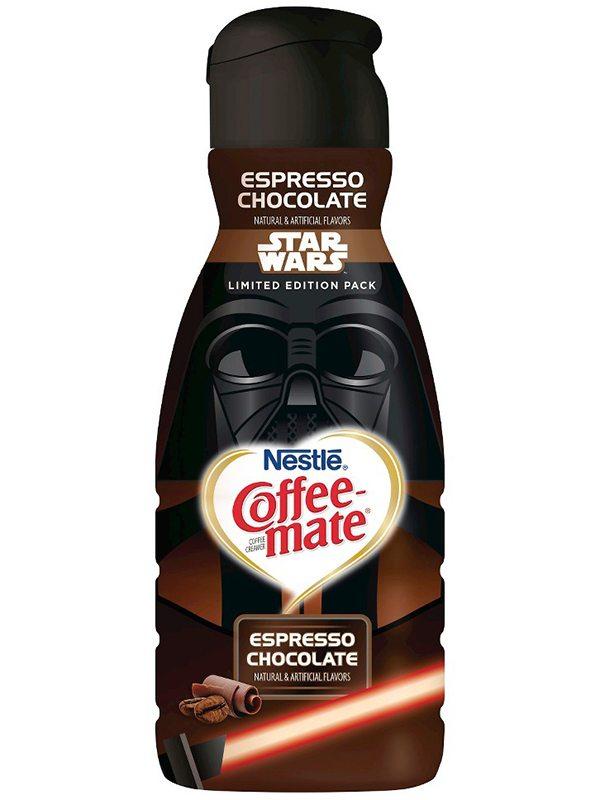Coffee Mate Espresso Chocolate Star Wars