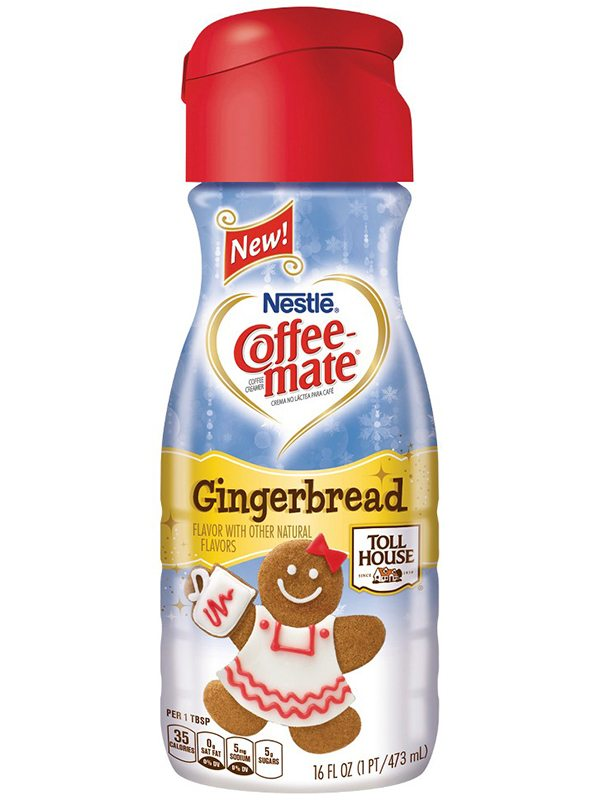 Coffee Mate Gingerbread Creamer