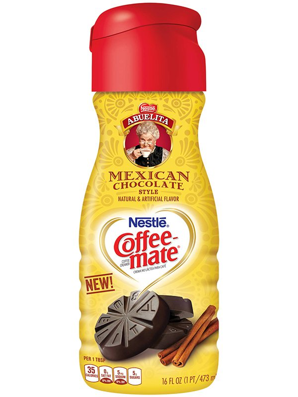 Coffee Mate Mexican Chocolate Creamer