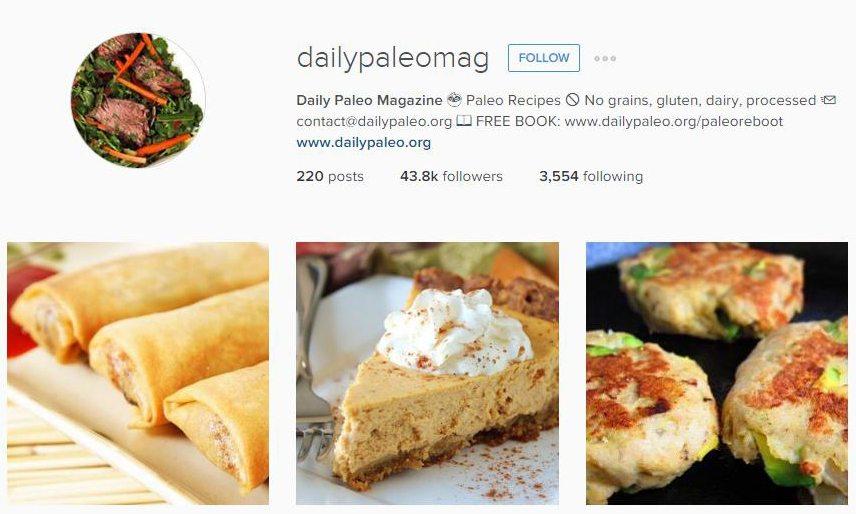 Daily Paleo Magazine
