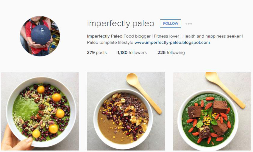 Imperfectly Paleo