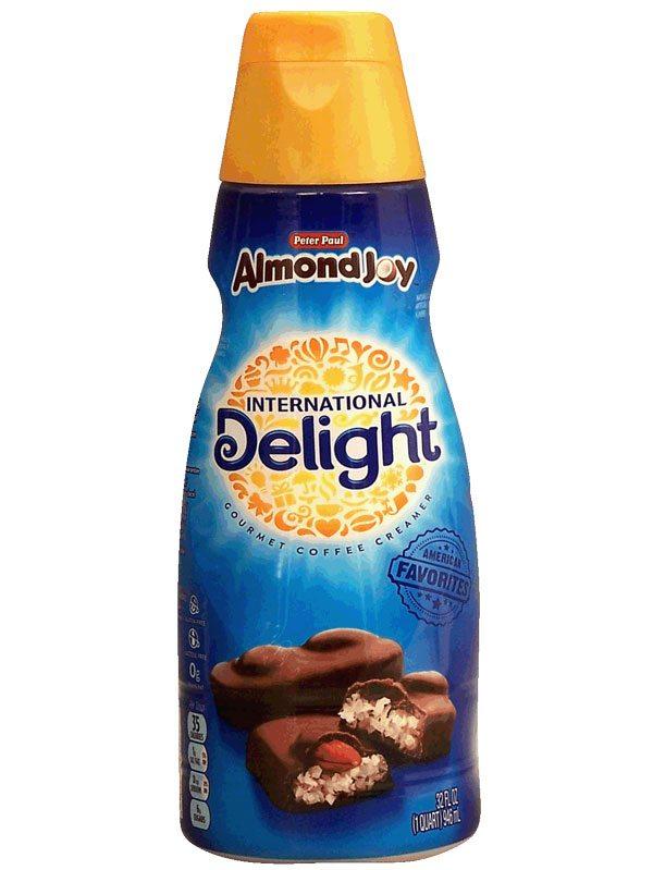 International Delight Almond Joy Creamer
