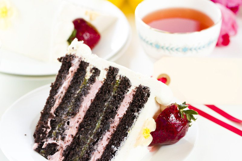Martha Stewart's Chocolate Layer Cake