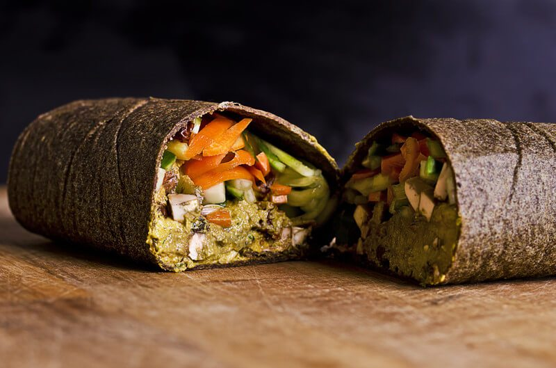Raw Food Recipes (Wrap)