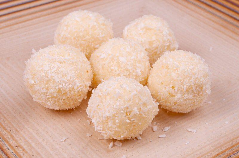 Snack Balls Recipes Portable
