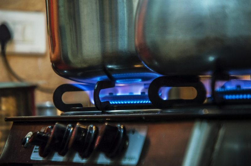 heating pots stove