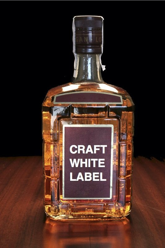 white label craft whiskey